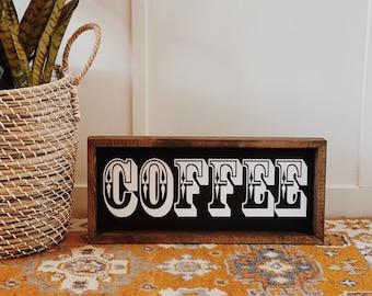 Coffee // 18x8