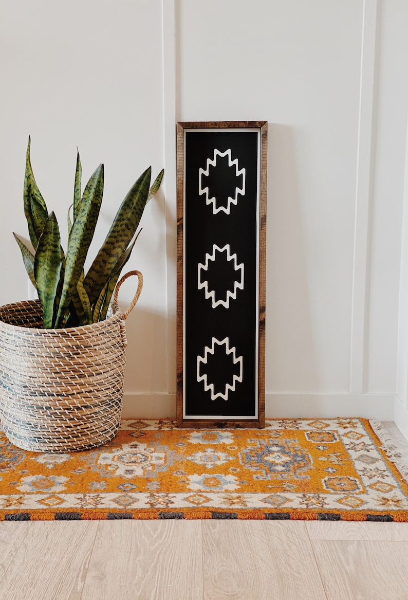 Single Aztec Panel image 0