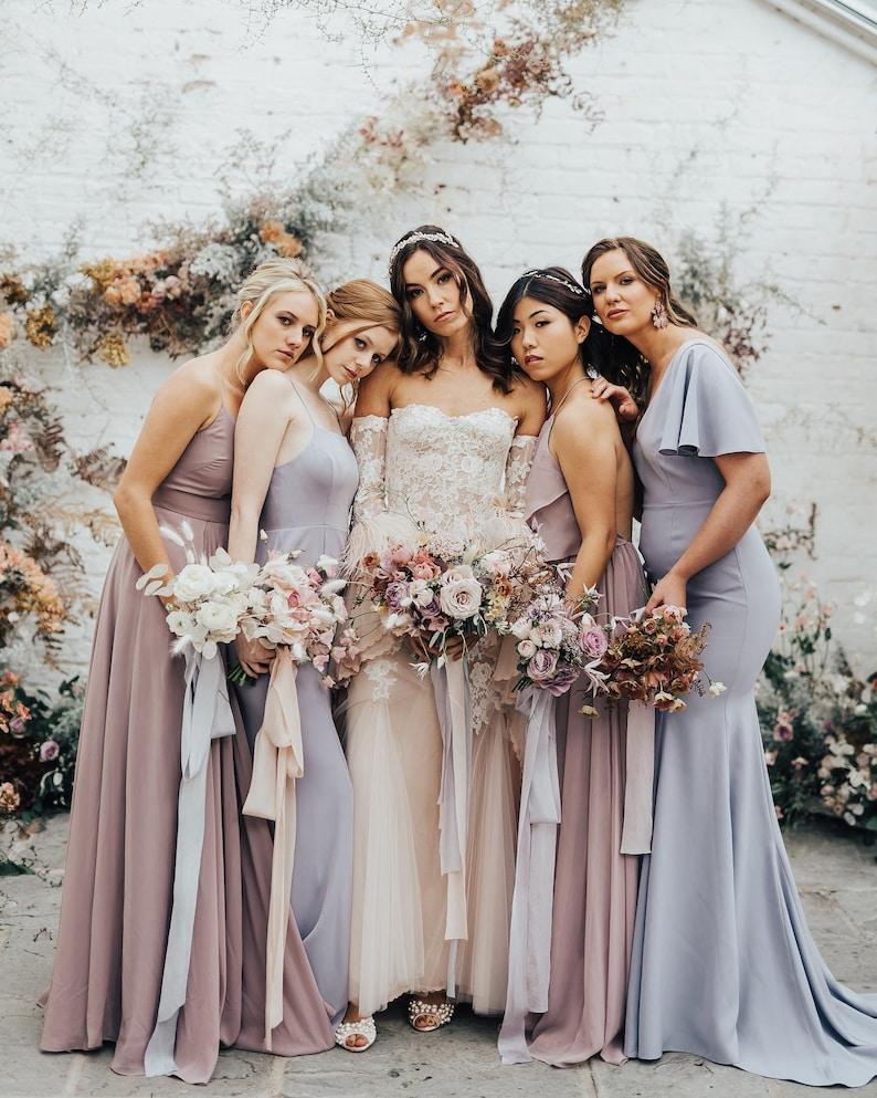 Brautstrauß Bänder