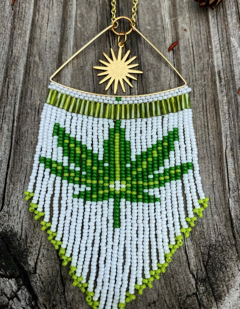420 Friendly Necklace