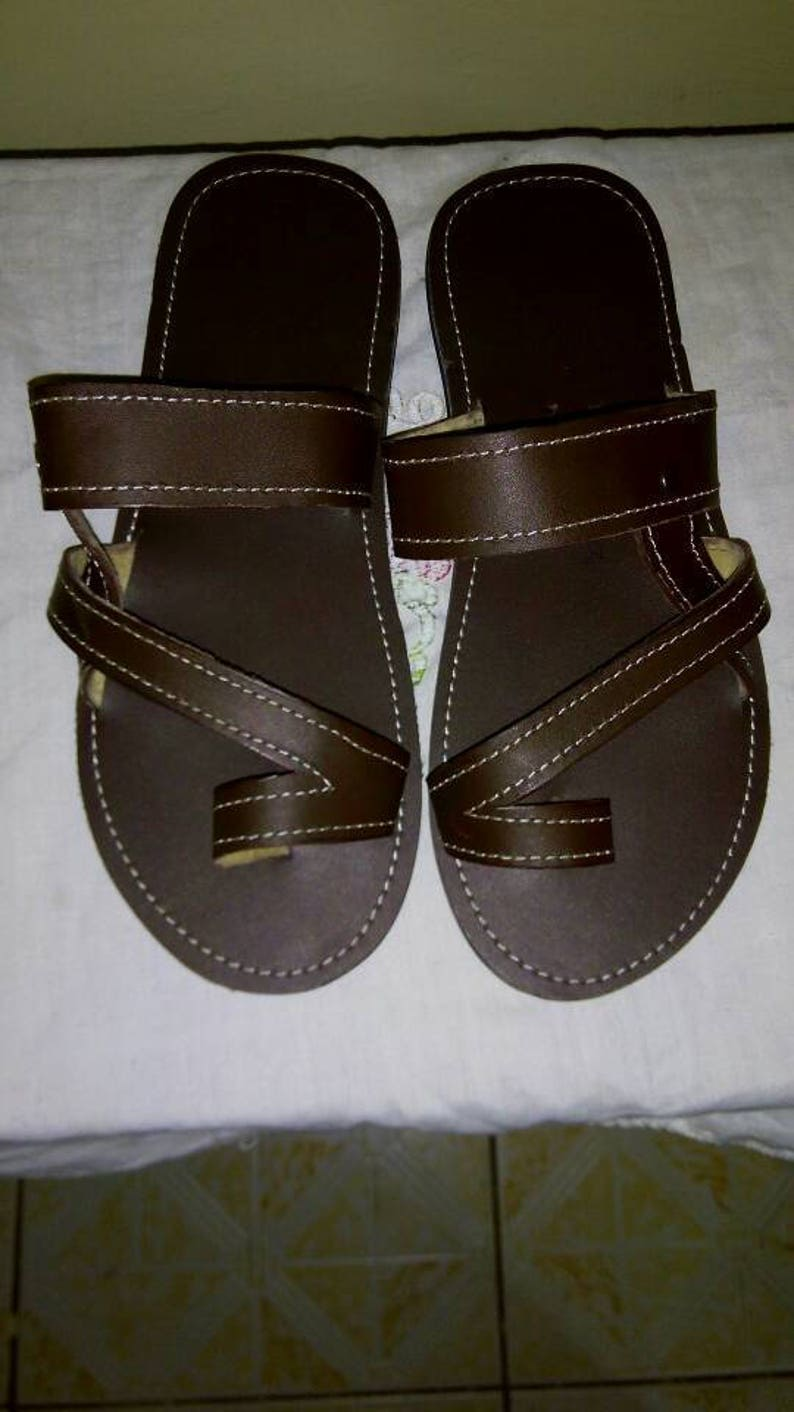 9dde64532f8ce Men Masai masaai maasai leather sandals made in Kenya