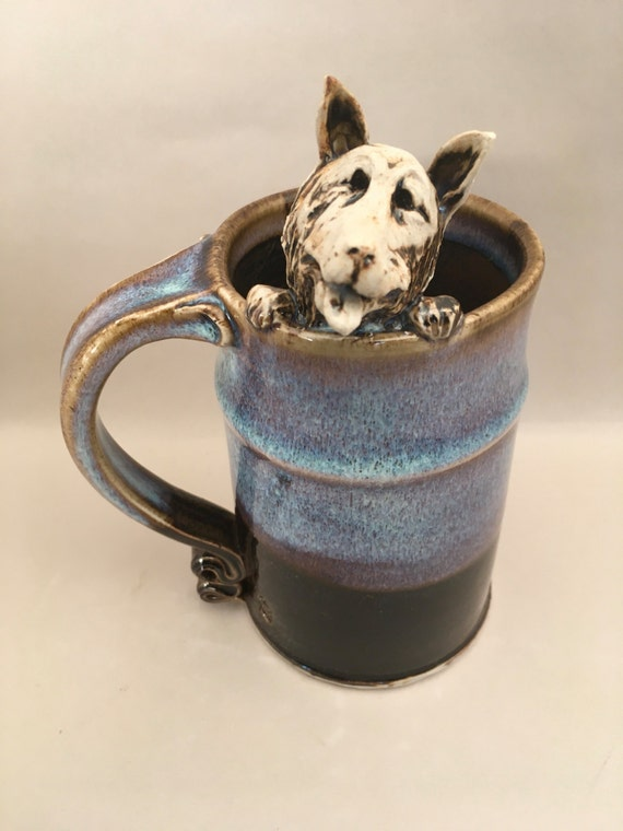 German Shepherd Puppy Breath Mug Etsy
