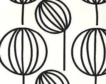 Pernilla Balloons by Linda Svensson Ikea Fabric - Retro Mod 50s 60s 70s Scandinavian Modern Fabric - OOP Out Of Print HTF 2005 Rare