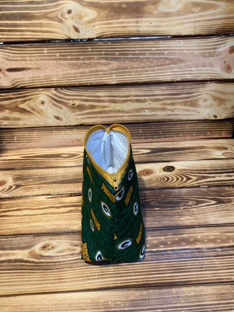 Green Bay Packers Zipper Pouch