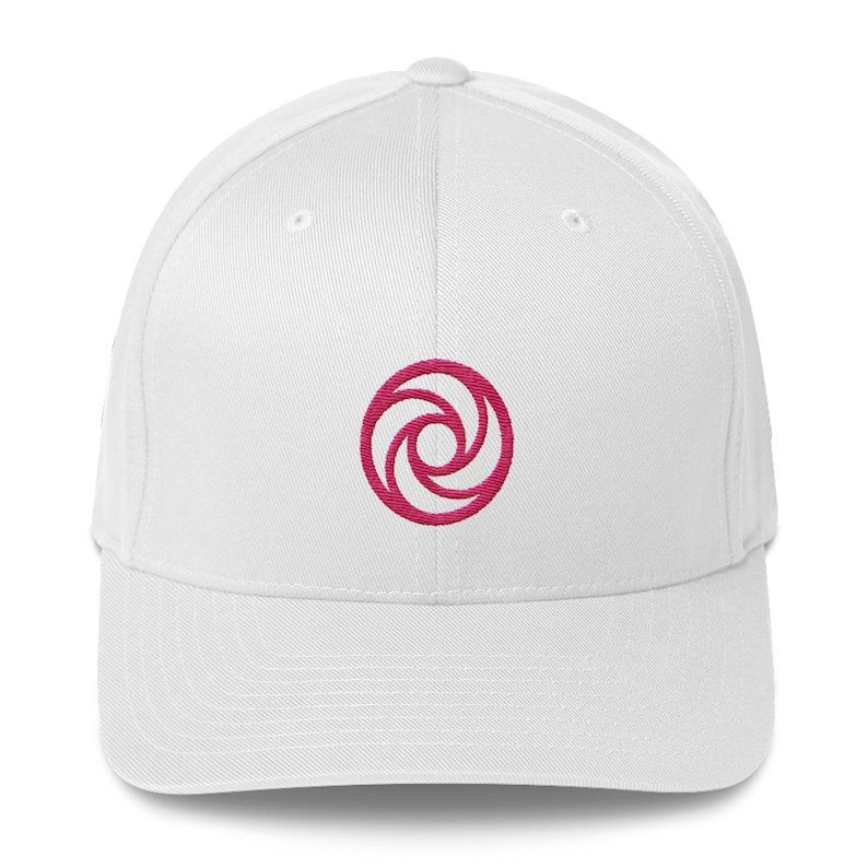 Journey Into Imagination Hat  Complete with Pavilion Logo on White
