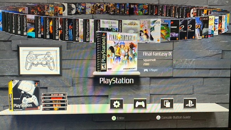 Playstation Classic Modded USB Drive  BleemSync and Retroarch image 0
