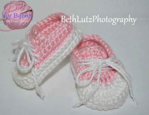 Newborn Crochet Baby Pattern Baby Booties Pattern Baby Boy Etsy