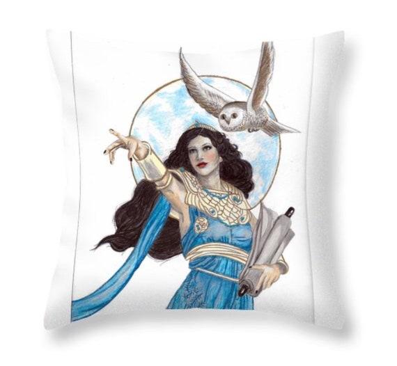 Athena Goddess Of Wisdom Choose Your Size