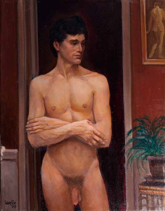 Sapphira met art nude
