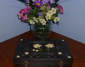 Sympathy Memory Box Keepsake Gift In Time Of Loss