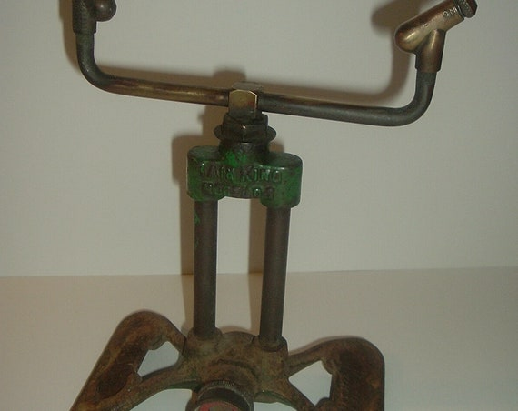 Sunbeam Rain King Sprinkler Vintage