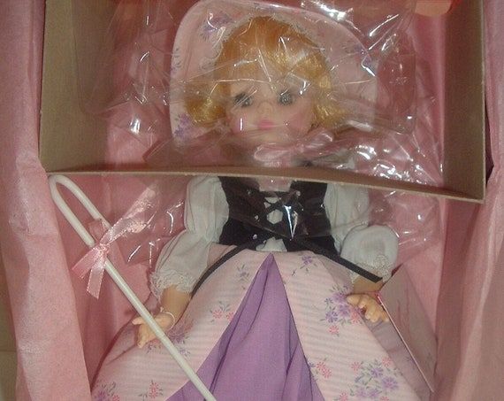 Madame Alexander Bo Peep 1563 Doll in Box Vintage
