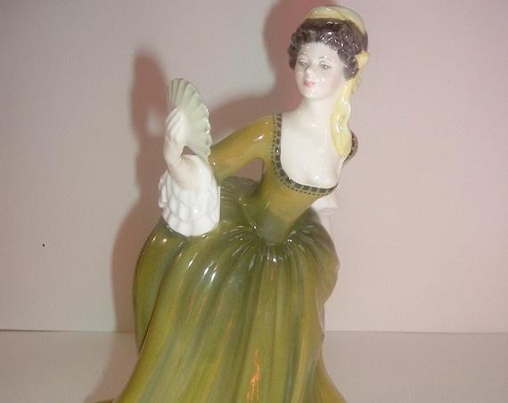 Royal Doulton HN 2378 Simone Lady Figurine