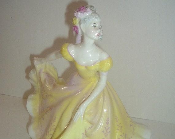 Royal Doulton HN 2379 Ninette Lady Figurine