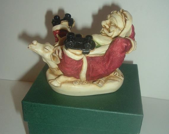 Harmony Kingdom Holy Roller Trinket Box