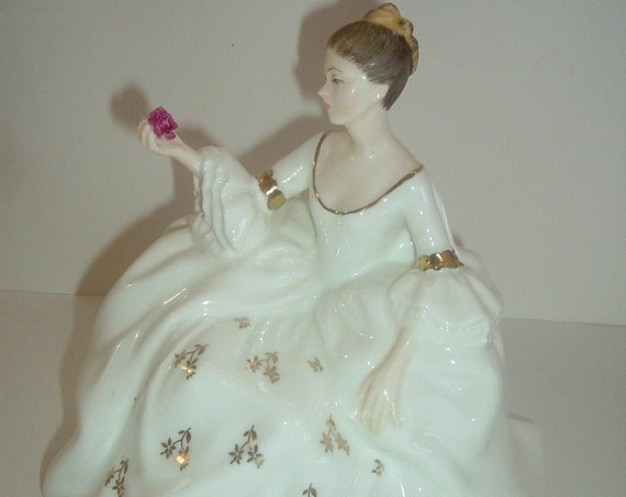 Royal Doulton HN 2339 My Love Seated Lady Figurine