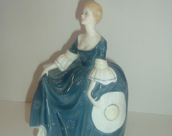 Royal Doulton HN 2335 Hilary Lady Figurine