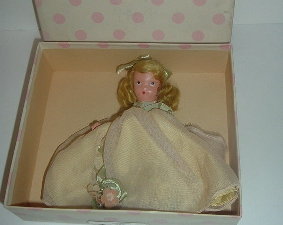 Nancy Ann Spring Doll 90 Seasons Series Vintage