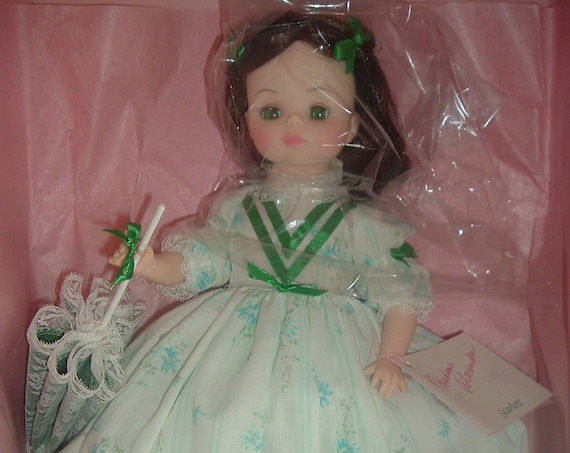 Madame Alexander Scarlett 1591 Doll in Box Vintage