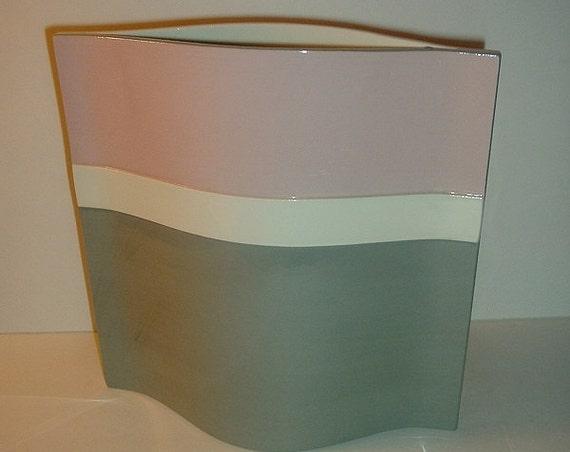 Nora Fenton Mid Century Modern Style Vase