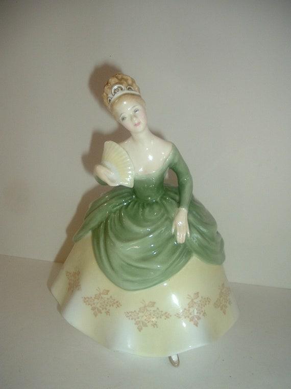 Royal Doulton HN 2312 Soiree Lady Figurine