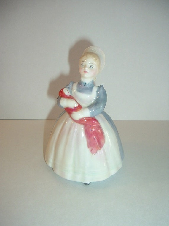 Royal Doulton HN 1402 Miss Demure Lady Figurine