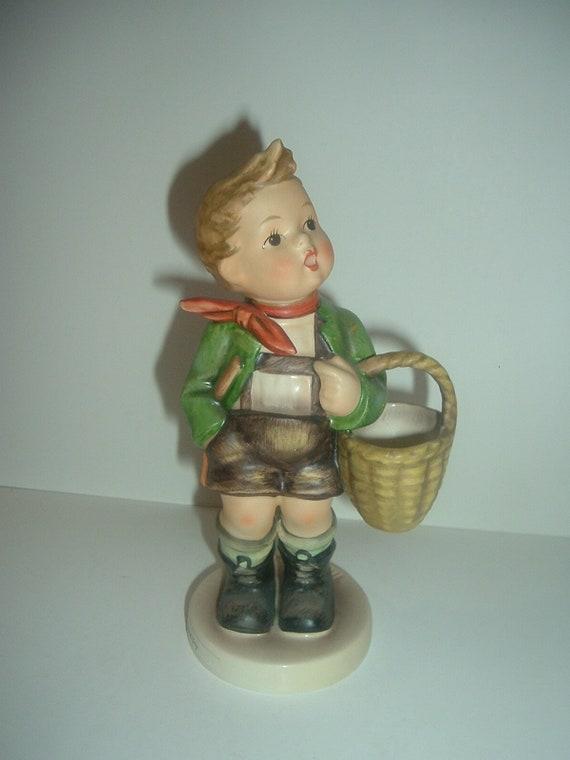 Hummel HUM 51 Village Boy Figurine