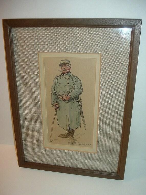 Ricardo Flores Framed Print