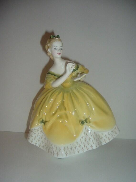 Royal Doulton HN 2315 The Last Waltz Lady Figurine