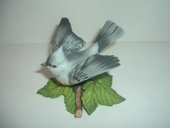 Lenox Tufted Titmouse Bird Figurine