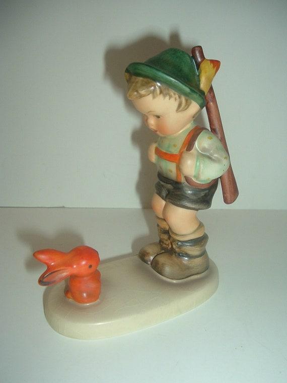 Hummel Sensitive Hunter Boy Figurine