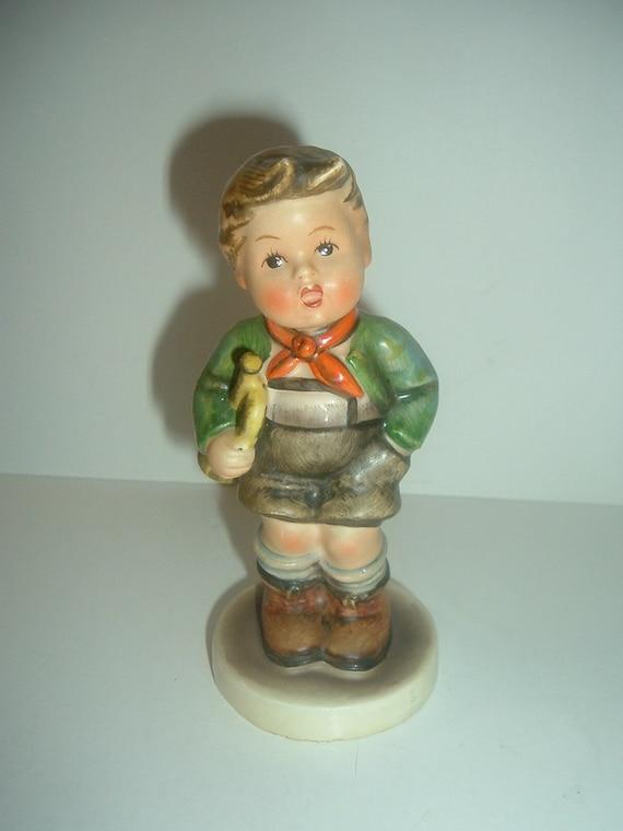 Hummel HUM 97 Trumpet Boy Figurine