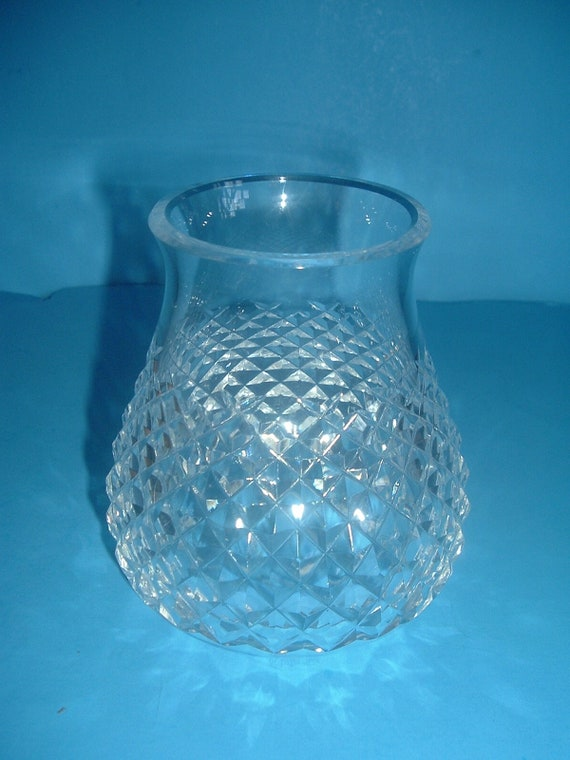 Waterford Crystal Candle Lamp/Light Shade