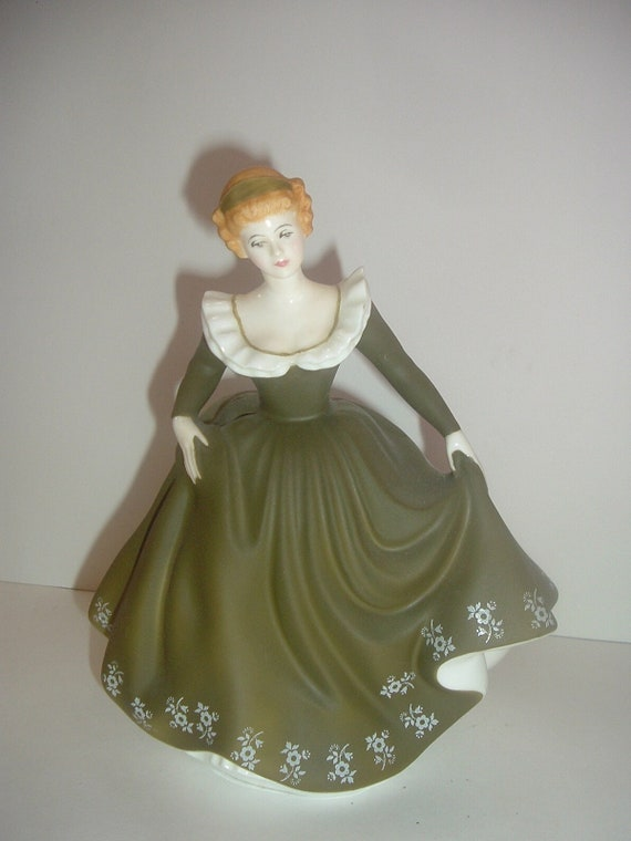 Royal Doulton HN 2348 Geraldine Lady Figurine