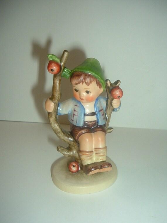 Hummel HUM 142 Apple Tree Boy Figurine