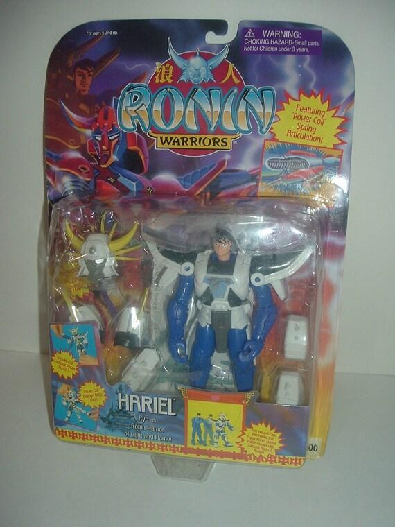 Ronin Warriors Hariel 1999 Still Sealed in Package