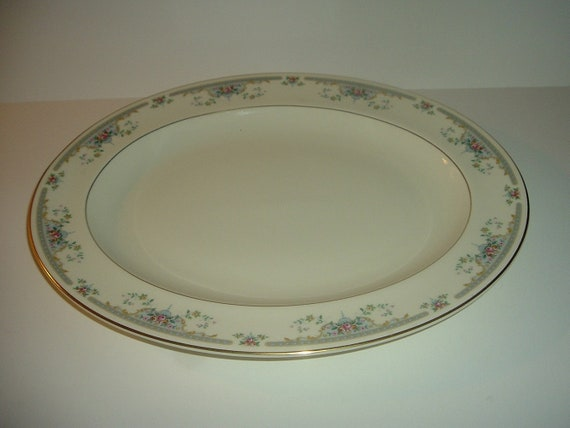 Royal Doulton Juliet Platter Romance Collection 13 Inch Oval