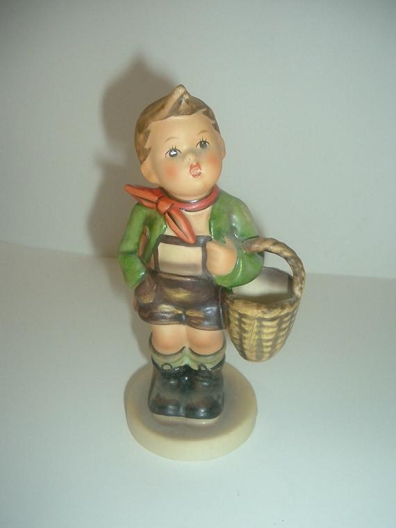 Hummel HUM 51 Village Boy Figurine TMK 5