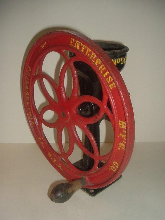 Enterprise No 50 Grist Mill Antique