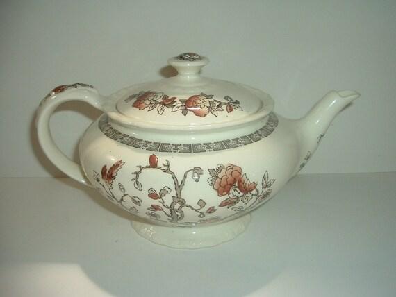 Myott Staffordshire Ware Dynasty Teapot England