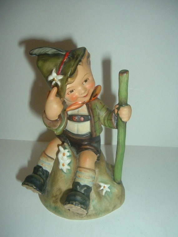Hummel HUM 315 Mountaineer Boy Figurine TMK 4