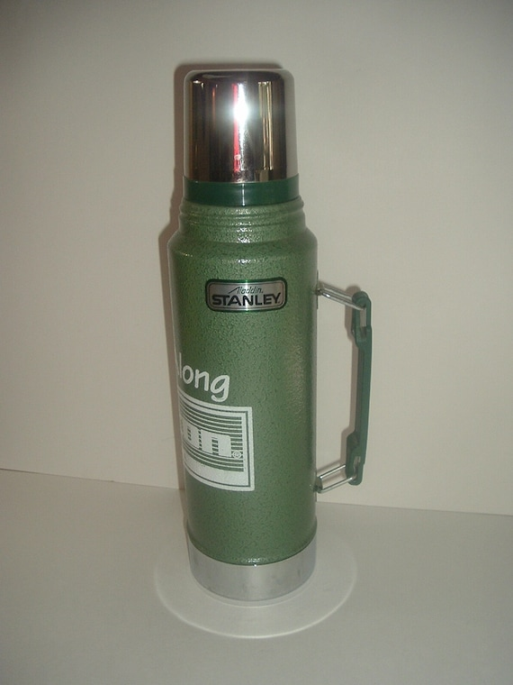Stanley Alladin Lipton Tea Take Along Thermos Vintage
