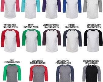 Santa Clarita City Shamrock Tri-Blend T-Shirt