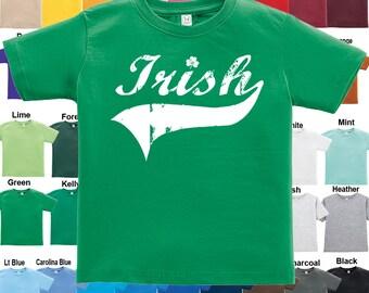 Irish - St. Patrick's Day - T-Shirt - Boys / Girls / Infant / Toddler / Youth sizes