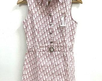 e432b6a075e Christian Dior One Piece Dress