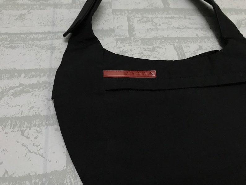 5eb78a6d06c0 1999SS Prada Body Side Bag | Etsy