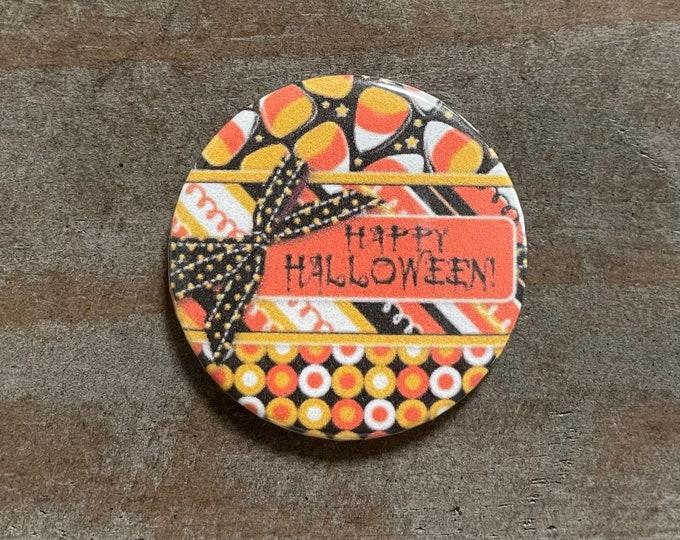 Happy Halloween Needle Minder Magnet - Great gift