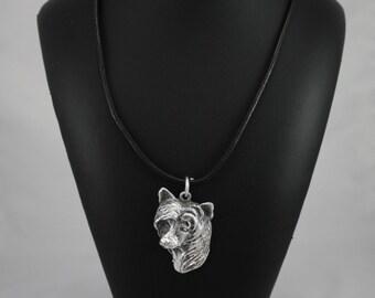 Chinese Crested Dog, dog necklace, limited edition, ArtDog