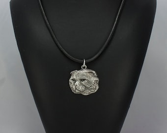 Cat, cat necklace, limited edition, ArtDog