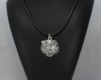 Norfolk Terrier, dog necklace, limited edition, ArtDog